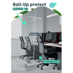 Roll Up Protect COVID-19